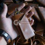 Penjual Souvenir Pernikahan Gantungan Kunci Kulit