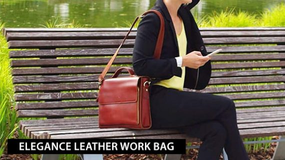 Model Tas Kulit Wanita Terbaru Untuk Kerja